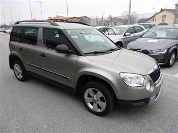 SKODA 1.6 TDI CR EASY GREENLINE 2WD