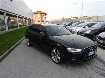 AUDI AVANT 2.0 TDI ADVANCED